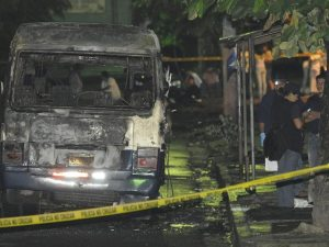Atentados terroristas Salvador
