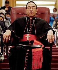 Cardenal Oscar Andrés Rodríguez